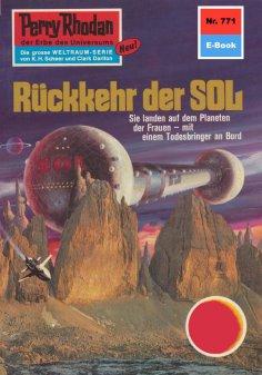 ebook: Perry Rhodan 771: Rückkehr der Sol