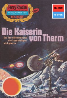 ebook: Perry Rhodan 800: Die Kaiserin von Therm