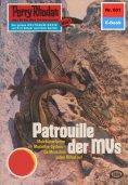 eBook: Perry Rhodan 831: Patrouille der MVs