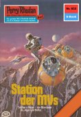 eBook: Perry Rhodan 832: Station der MVs