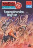 eBook: Perry Rhodan 849: Sprung über den Abgrund (Heftroman)