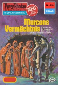 eBook: Perry Rhodan 915: Murcons Vermächtnis