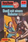 ebook: Perry Rhodan 919: Duell mit einem Roboter