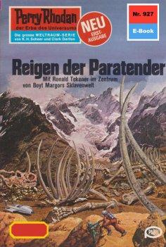 ebook: Perry Rhodan 927: Reigen der Paratender