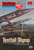 eBook: Perry Rhodan 950: Testfall Olymp