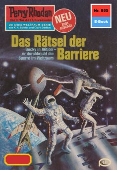 ebook: Perry Rhodan 955: Das Rätsel der Barriere