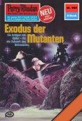 eBook: Perry Rhodan 968: Exodus der Mutanten