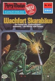 ebook: Perry Rhodan 974: Wachfort SKARABÄUS