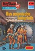 eBook: Perry Rhodan 1055: Das psionische Labyrinth