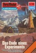 eBook: Perry Rhodan 1080: Das Ende eines Experiments