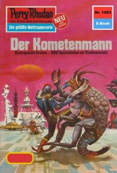 eBook: Perry Rhodan 1083: Der Kometenmann