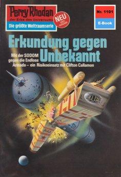 eBook: Perry Rhodan 1101: Erkundung gegen Unbekannt