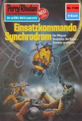 eBook: Perry Rhodan 1125: Einsatzkommando Synchrodrom