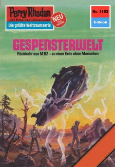eBook: Perry Rhodan 1152: Gespensterwelt