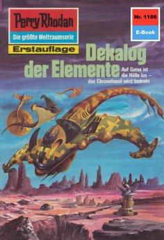 ebook: Perry Rhodan 1186: Dekalog der Elemente