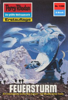 ebook: Perry Rhodan 1398: Feuersturm