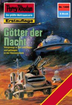 eBook: Perry Rhodan 1400: Götter der Nacht (Heftroman)