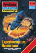 eBook: Perry Rhodan 1616: Experimente im Hyperraum