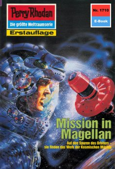 ebook: Perry Rhodan 1710: Mission in Magellan