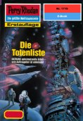 ebook: Perry Rhodan 1719: Die Totenliste