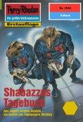 eBook: Perry Rhodan 1934: Shabazzas Tagebuch