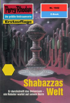 eBook: Perry Rhodan 1942: Shabazzas Welt