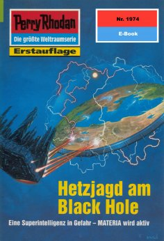 ebook: Perry Rhodan 1974: Hetzjagd am Black Hole