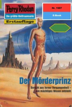ebook: Perry Rhodan 1987: Der Mörderprinz