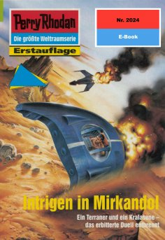 eBook: Perry Rhodan 2024: Intrigen in Mirkandol
