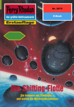 ebook: Perry Rhodan 2075: Die Shifting-Flotte