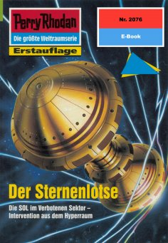eBook: Perry Rhodan 2076: Der Sternenlotse