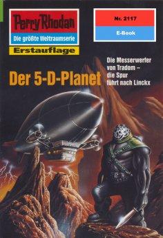 eBook: Perry Rhodan 2117: Der 5-D-Planet
