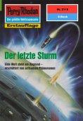 eBook: Perry Rhodan 2119: Der letzte Sturm
