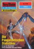 eBook: Perry Rhodan 2146: Die Pangalaktischen Statistiker