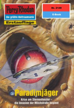 ebook: Perry Rhodan 2149: Paradimjäger