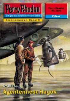 ebook: Perry Rhodan 2208: Agentennest Hayok