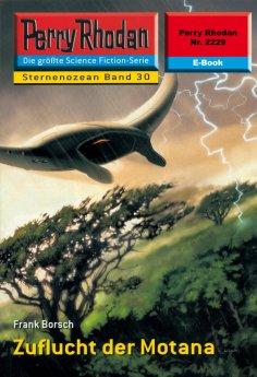 ebook: Perry Rhodan 2229: Zuflucht der Motana
