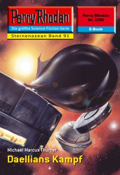 eBook: Perry Rhodan 2290: Daellians Kampf