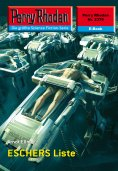 eBook: Perry Rhodan 2379: ESCHERS Liste