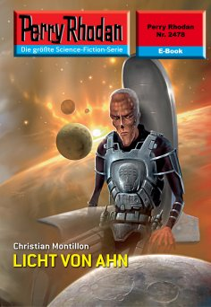 eBook: Perry Rhodan 2478: LICHT VON AHN