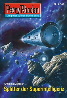 ebook: Perry Rhodan 2640: Splitter der Superintelligenz