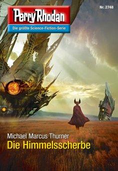eBook: Perry Rhodan 2748: Die Himmelsscherbe