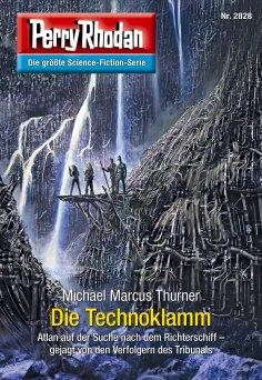ebook: Perry Rhodan 2828: Die Technoklamm