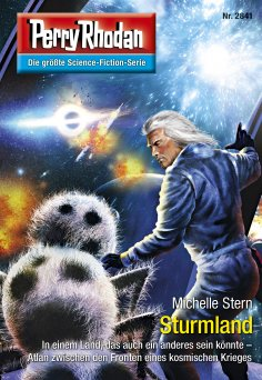 ebook: Perry Rhodan 2841: Sturmland