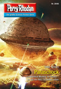 ebook: Perry Rhodan 2848: Paraschock