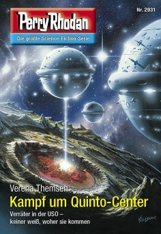 eBook: Perry Rhodan 2931: Kampf um Quinto-Center