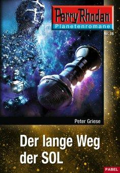 ebook: Planetenroman 16: Der lange Weg der SOL