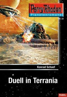 eBook: Planetenroman 22: Duell in Terrania