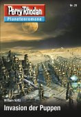 ebook: Planetenroman 29: Invasion der Puppen