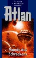 eBook: Atlan 15: Monde des Schreckens (Blauband)